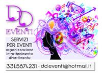 logo dd eventi cv partner